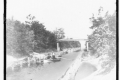 Canal in 1890