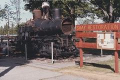Shay Restoration