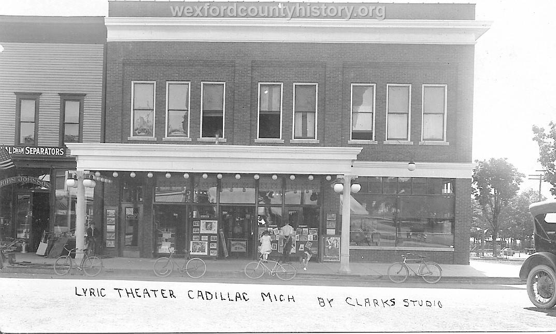 The Lyric Theatre c. 1918