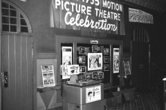 The Lyric Theatre Interior in the 1950s