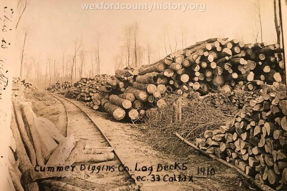 Cadillac-Lumber-Cummer-Diggins-Log-Decks