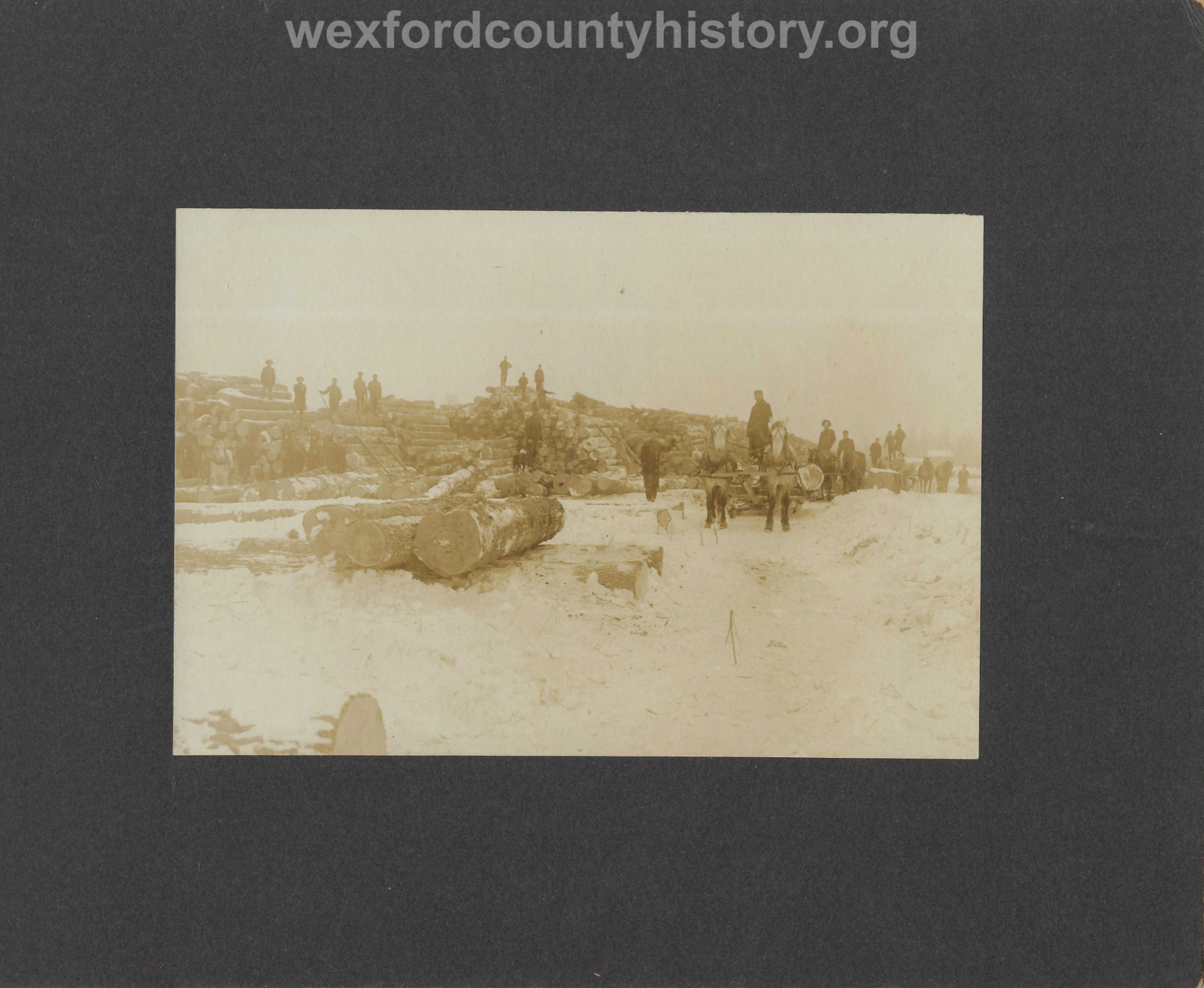 Cadillac-Lumber-Williams-Brothers-Company-Camp-Near-Harrietta-2