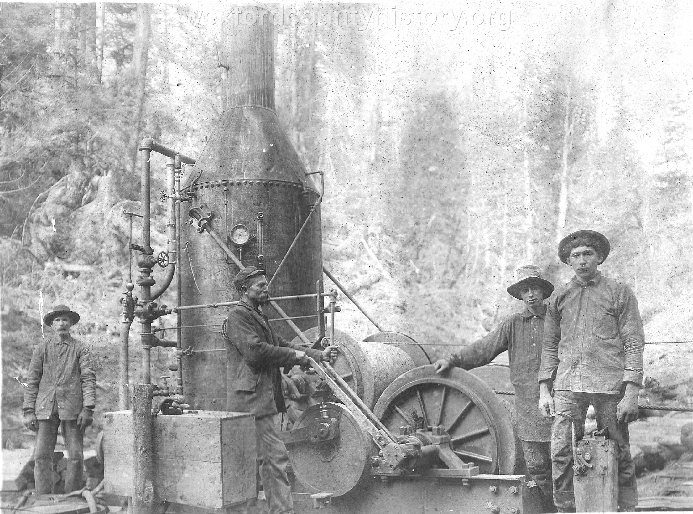 Wexford-County-Lumber-Timber-Harvest-Circa-1890s-15