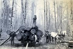 Cadillac-Lumber-Loading-logs-unk-loc-Wexford-mus