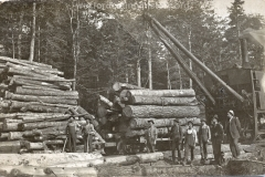 Cadillac-Lumber-Log-Loader