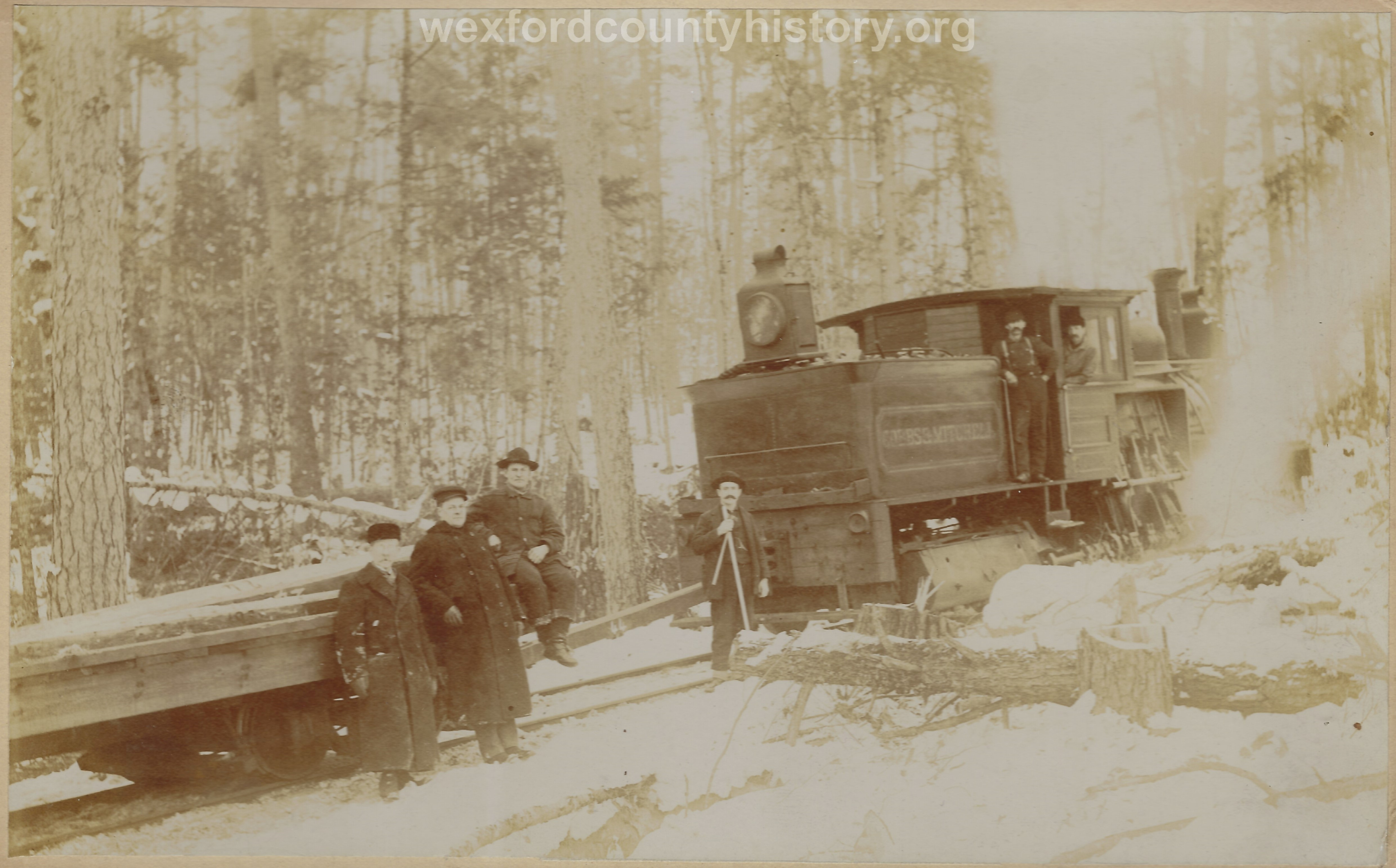 Cadillac-Railroad-Cobbs-And-Mitchell-Engine