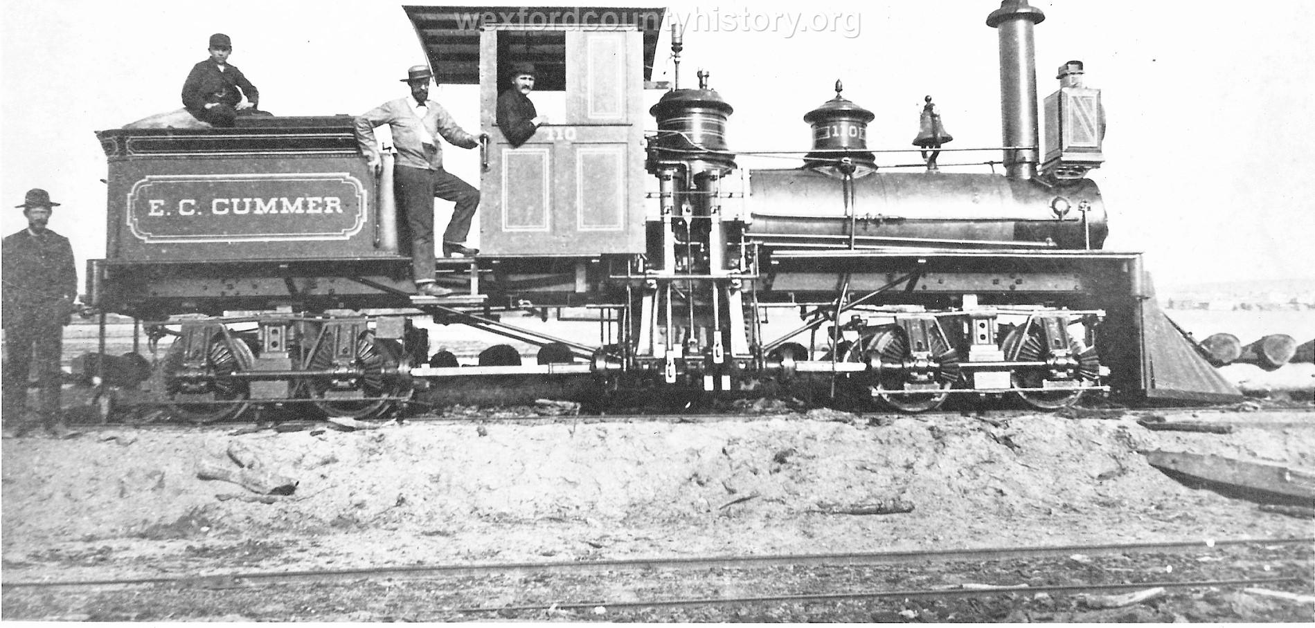 Cadillac-Railroad-Cummer-Company-Shay-TR9ts749