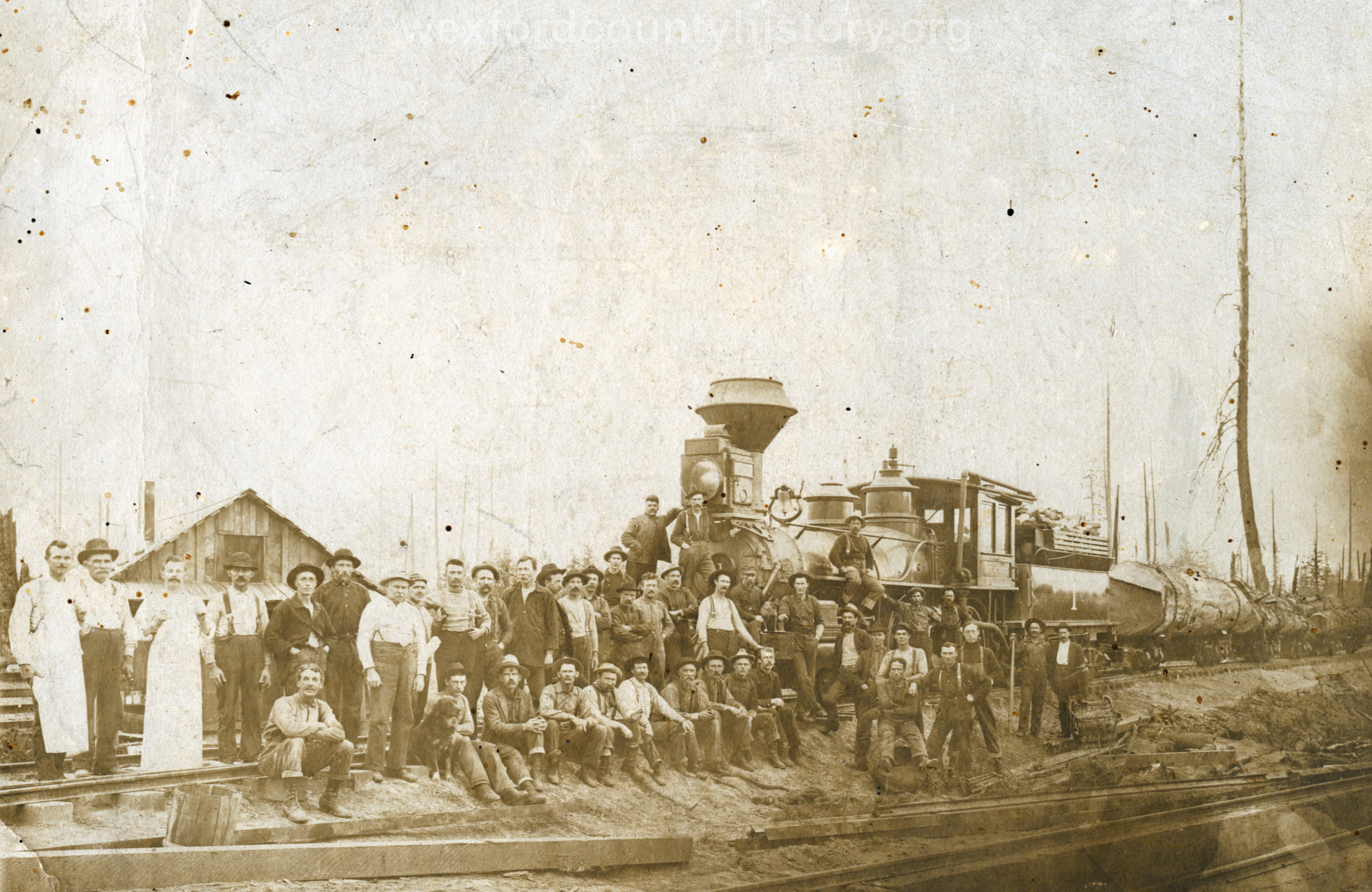 Cadillac-Railroad-Loco-1-McCoy-unk-Wexford-mus