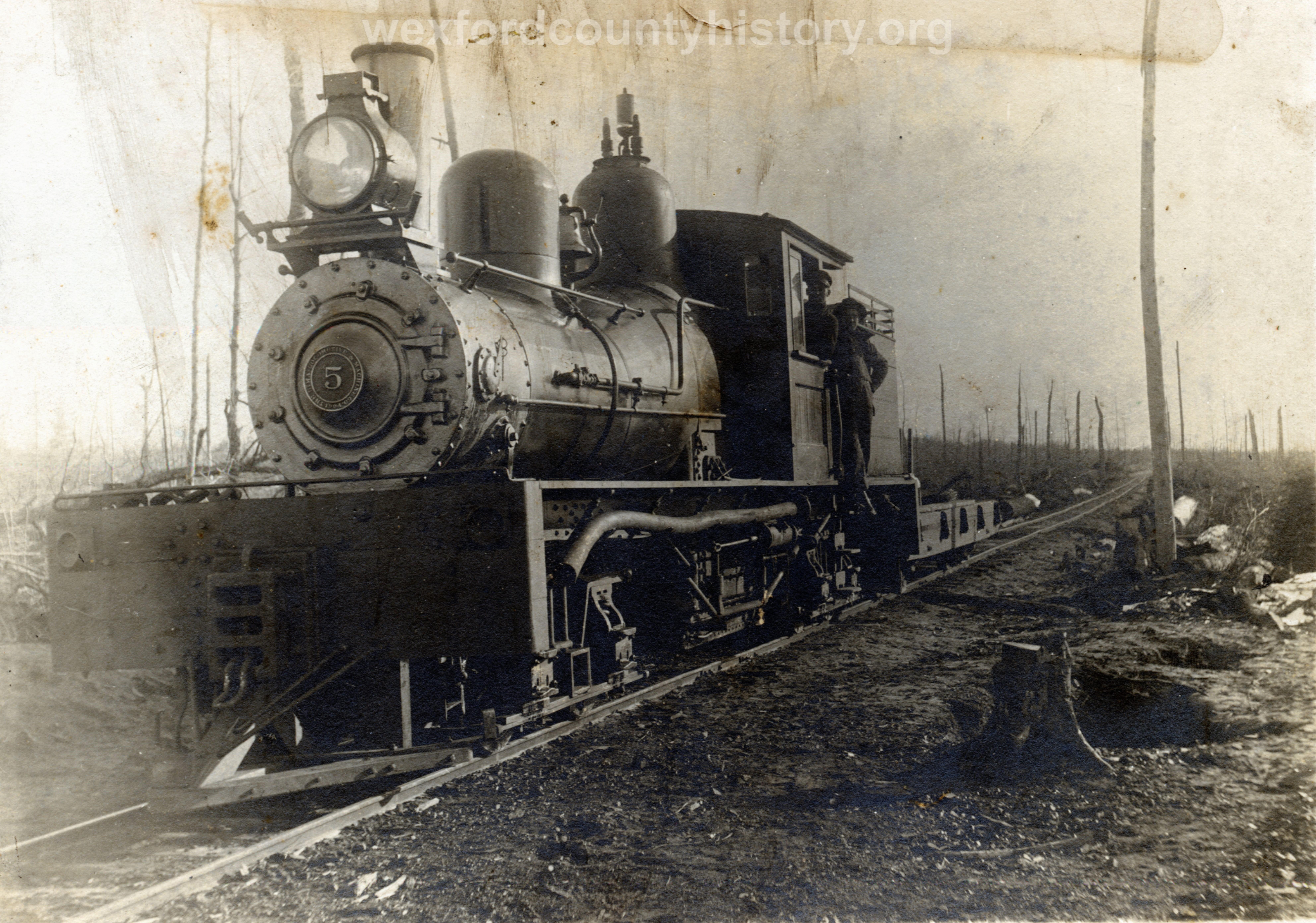 Cadillac-Railroad-loco-5-Shay-unk-RR-v3-Wexford-Mus