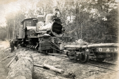 Cadillac-Lumber-Cummer-Diggins-Locomotive-5-Lima-Number-936-after-boiler-explotion-in-1923