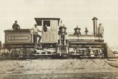 Cadillac-Railroad-Cummer-Logging-Train