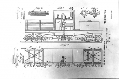 Shay Locomotive Diagramed