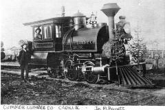 Cummer Lumber Company Porter Locomotive
