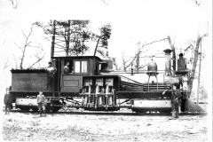 Locomotive and Its Crew