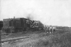 Shay Locomotive
