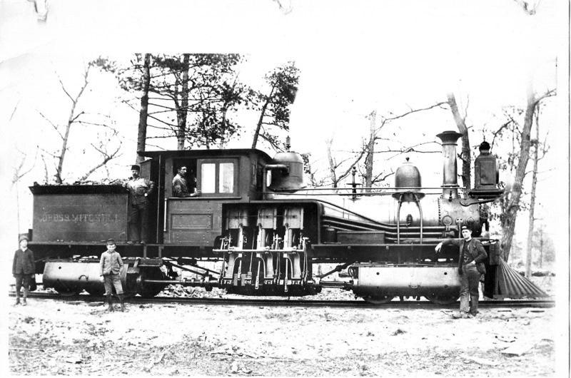 Locomotive and Its Crew