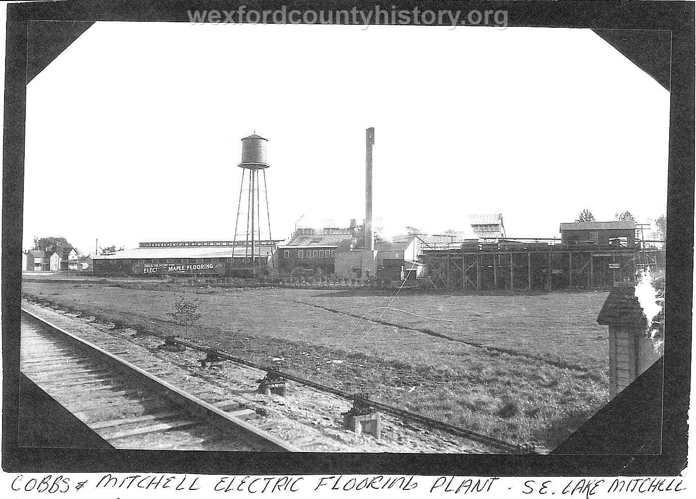 Cobbs and Mitchell Electric Flooring Plant