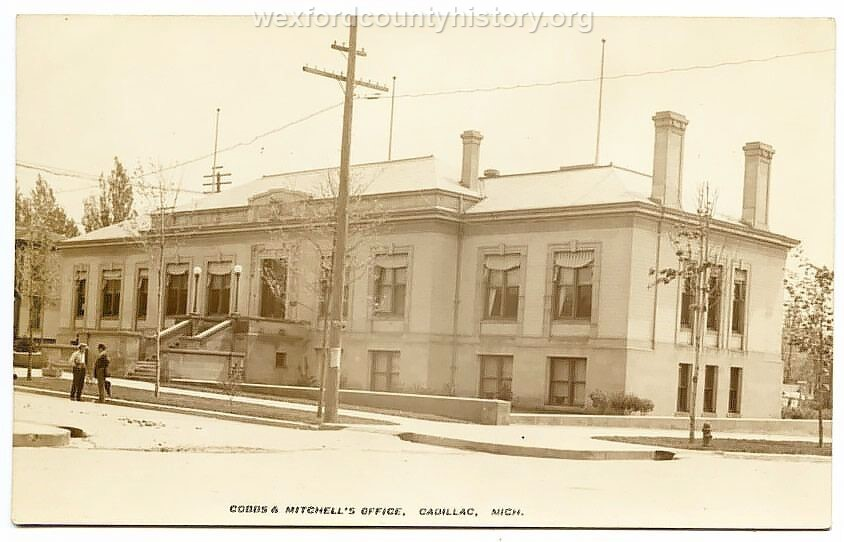 Cadillac-Business-Cobbs-And-Mitchell-Office-Building-1