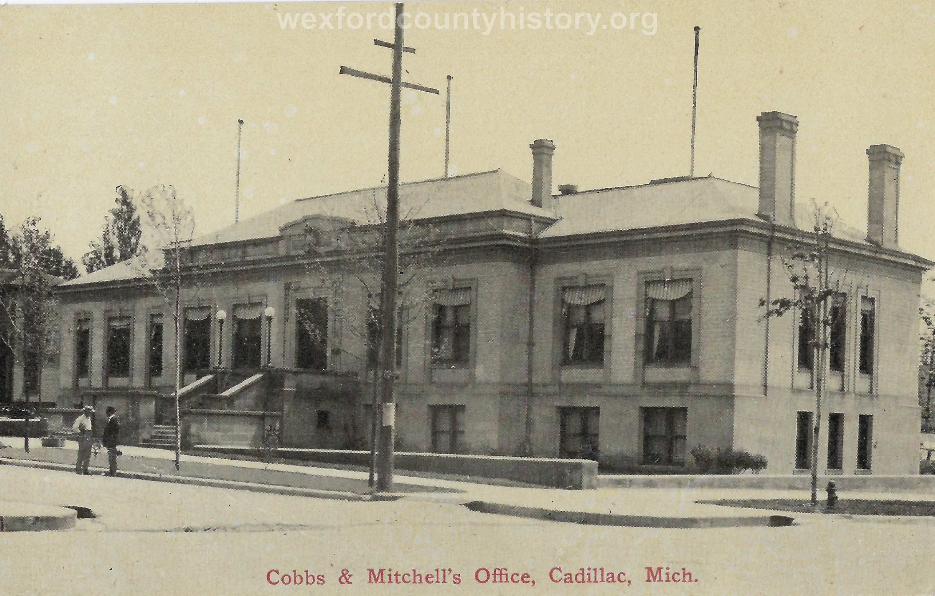 Cobbs and Mitchell Office Building