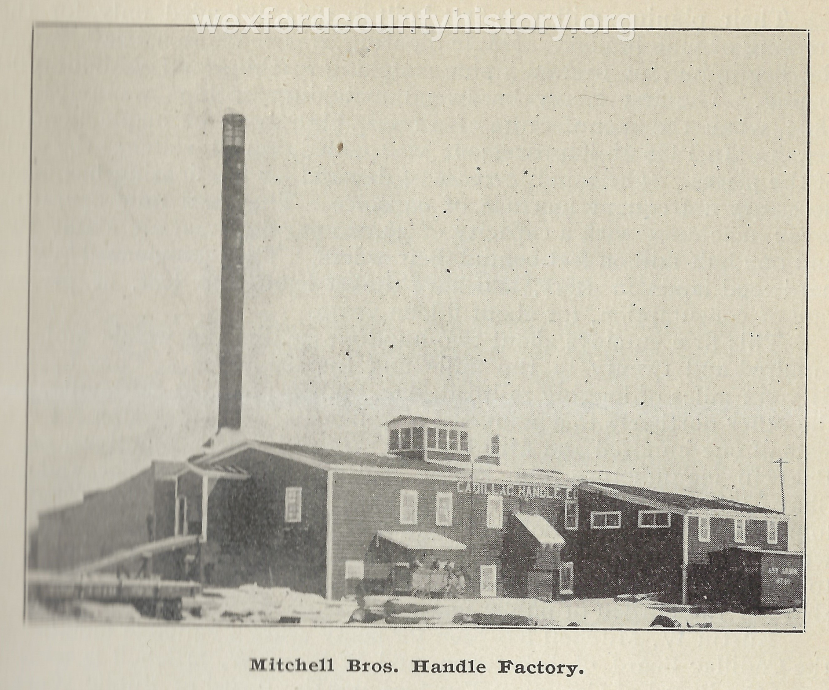 Cadillac-Business-Mitchell-Brothers-Handle-Factory