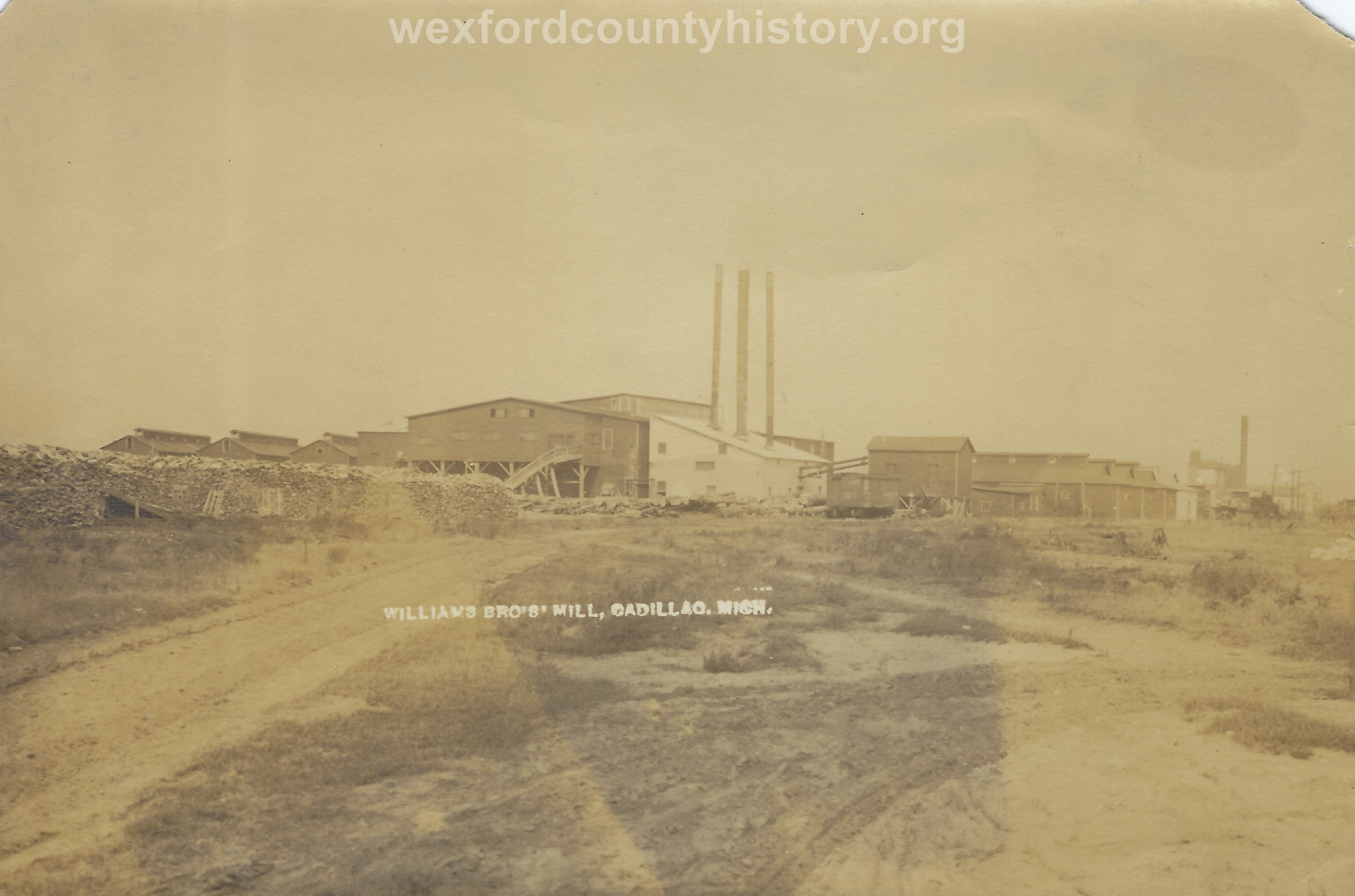 Cadillac-Business-Williams-Brothers-Mill