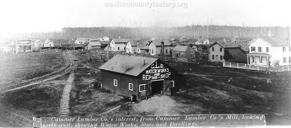 Cummer Lumber Company Repair Shop
