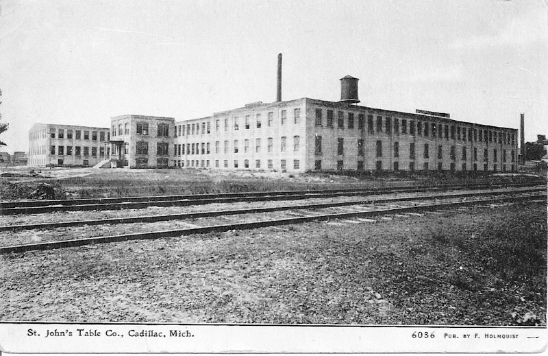 St. Johns Table Factory