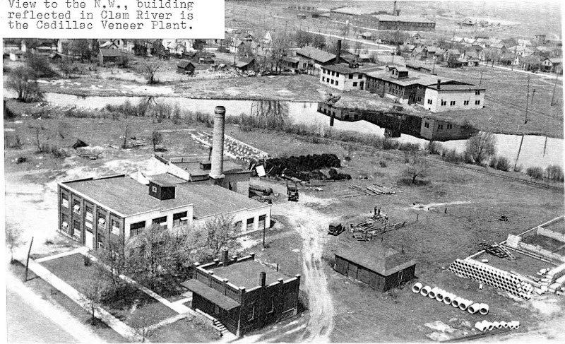 Cadillac Veneer Plant