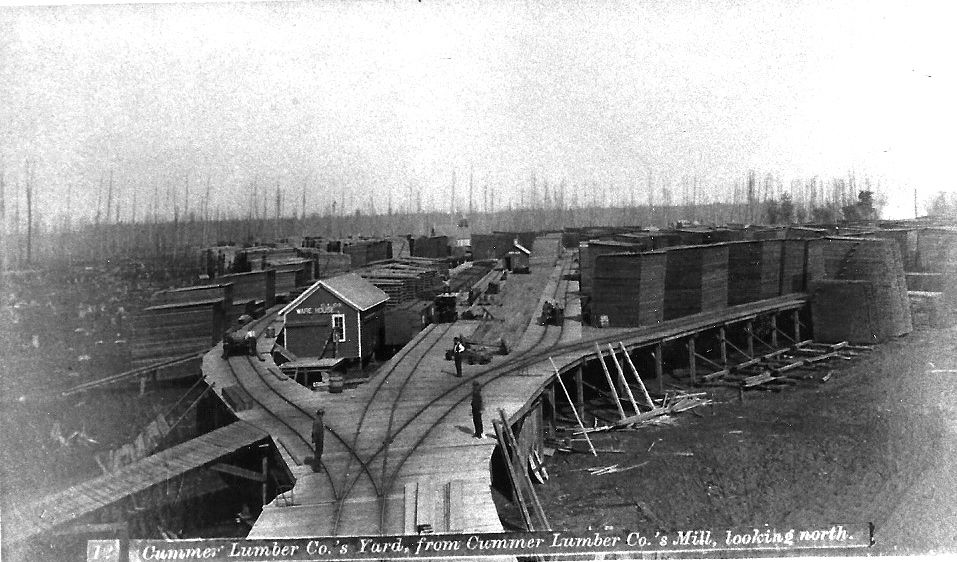 Cummer Lumber Company and Yards