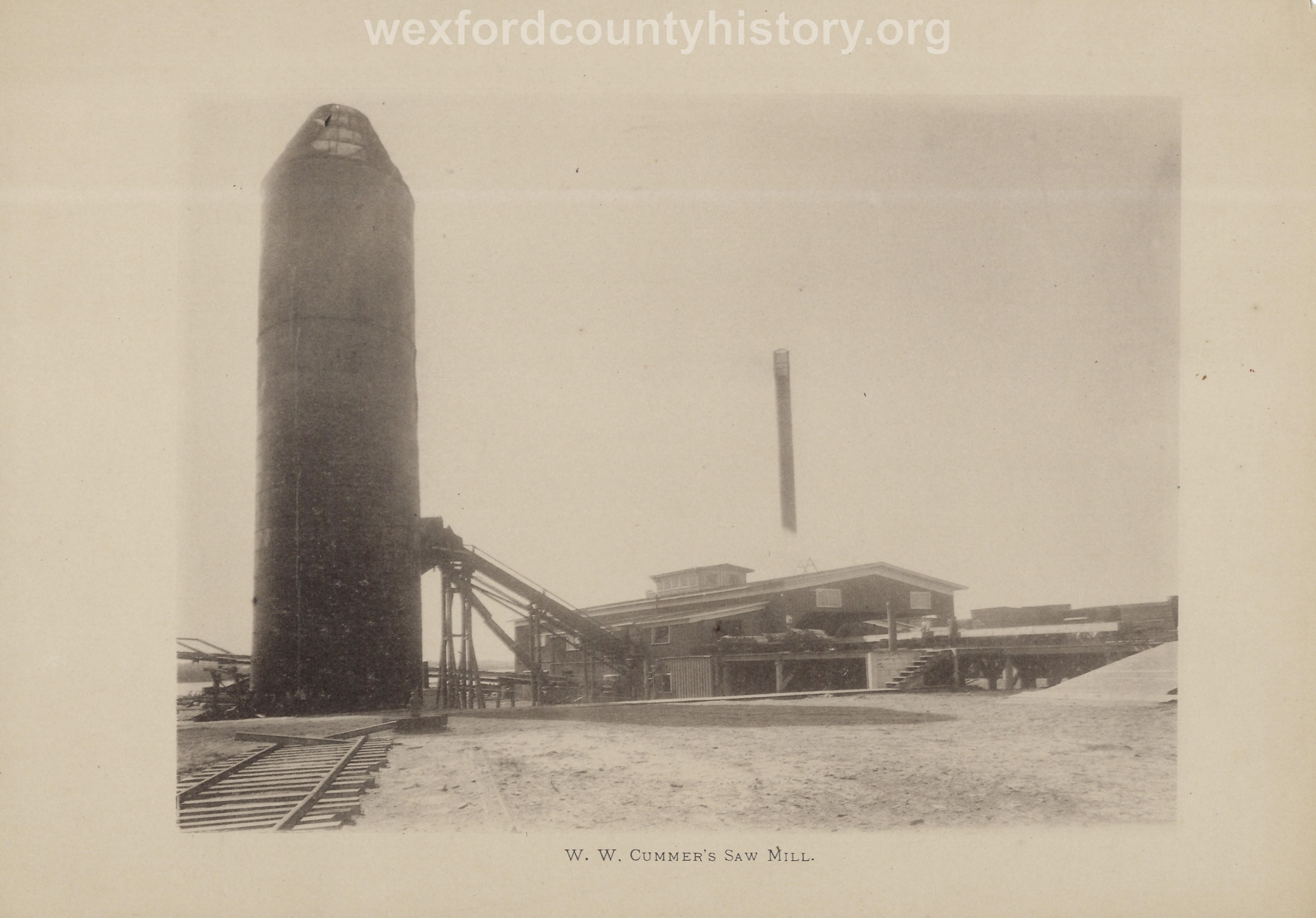 Cadillac-Business-W.-W.-Cummer-Mill