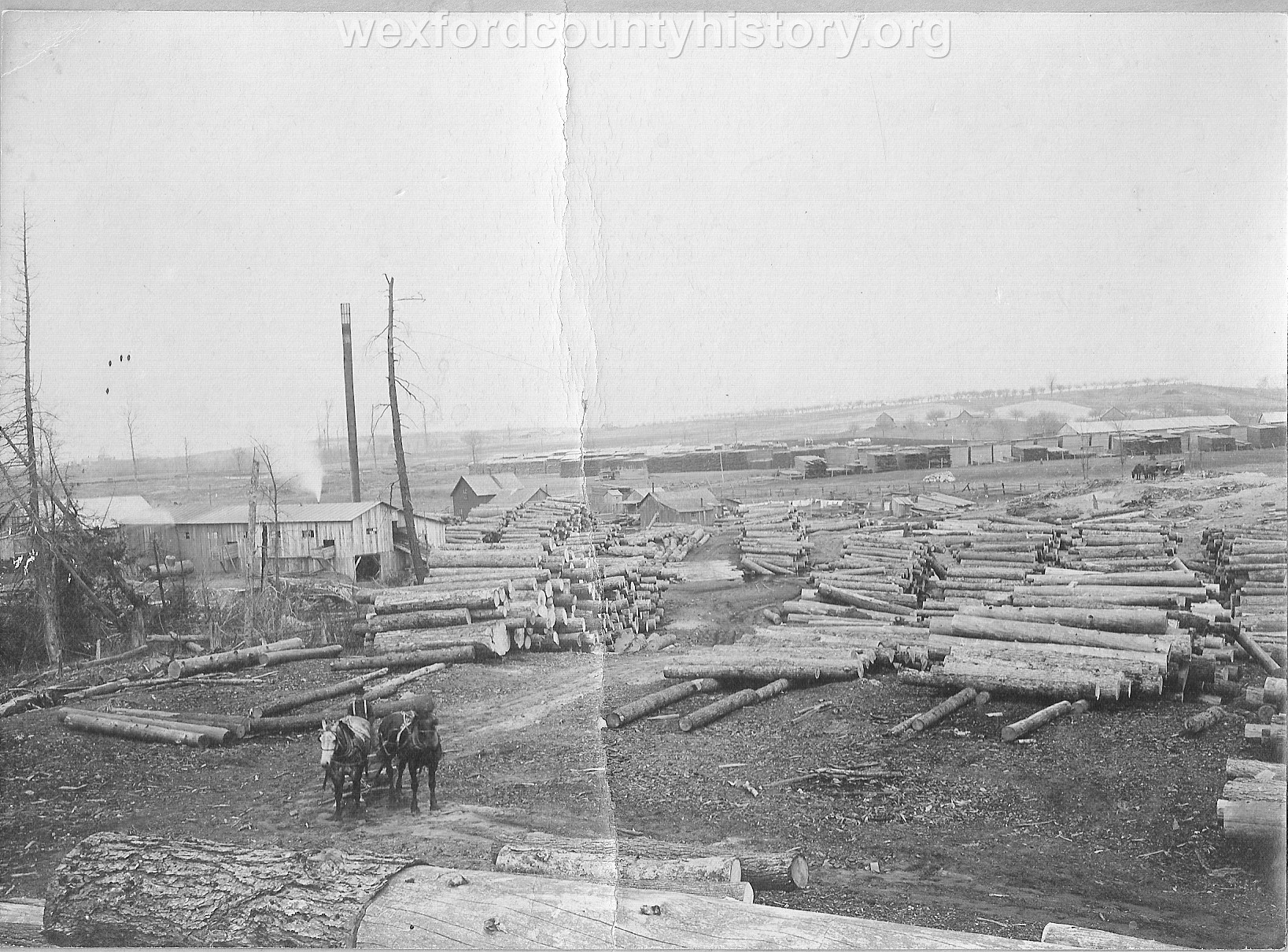 Cadillac-Lumber-A-Lumber-Mill-Yard