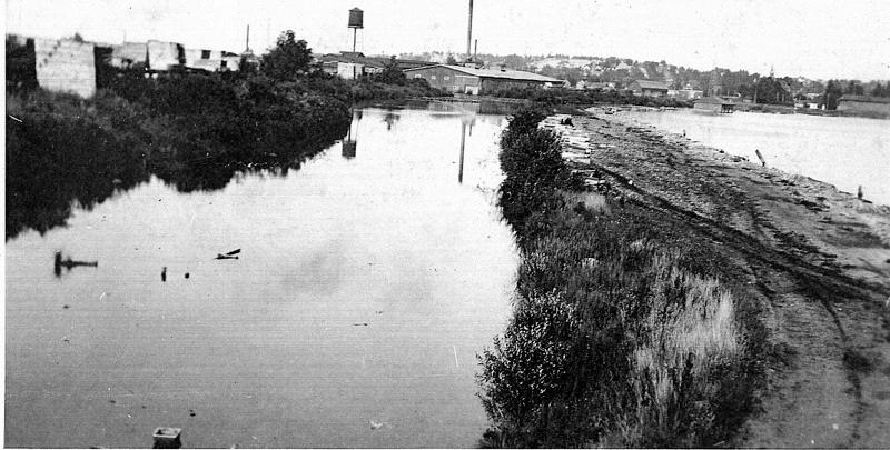 Cummer Diggins Company Mill Pond