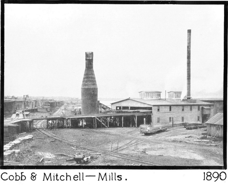 Cobbs and Mitchell Mills