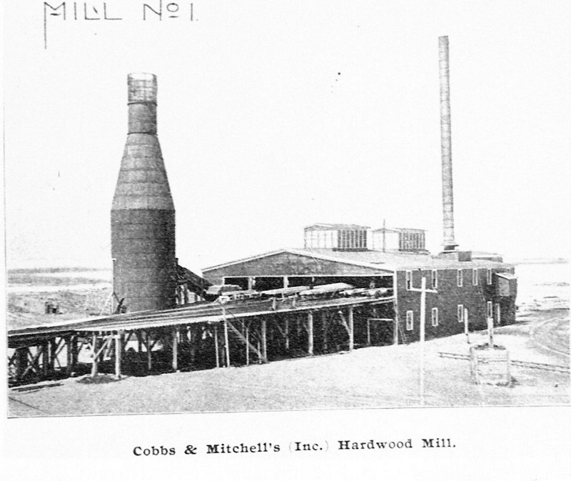 Cobbs & Mitchell Hardwood Mill Number One