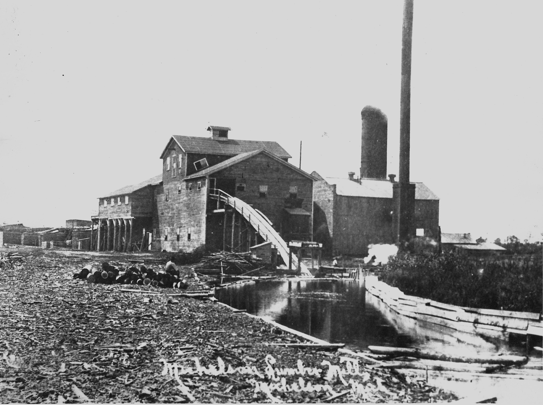 Michelson Lumber Mill