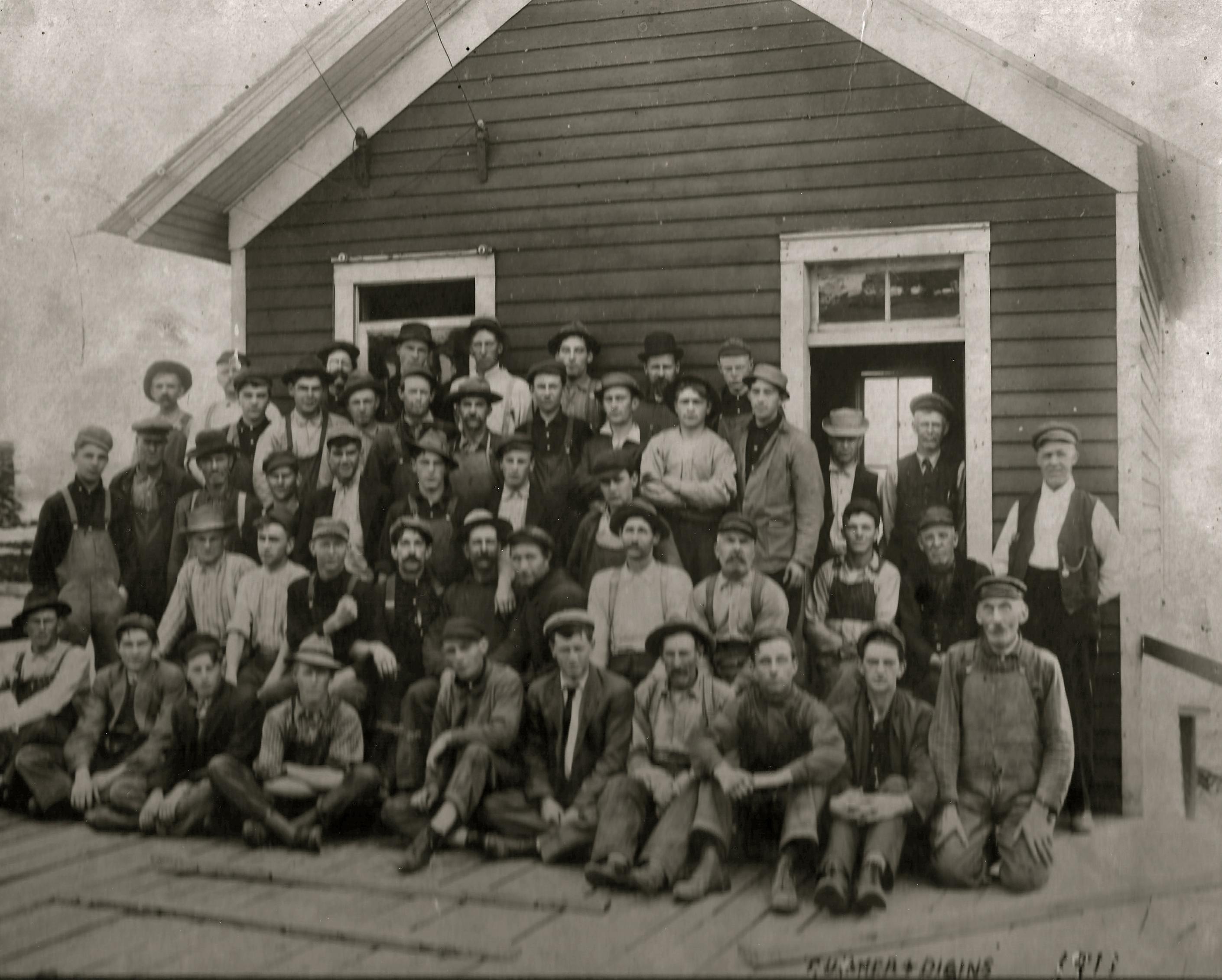 Cummer Diggins Mill Staff
