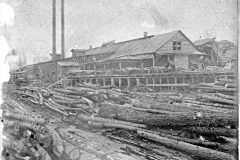 Shingle Mill in Bunyea