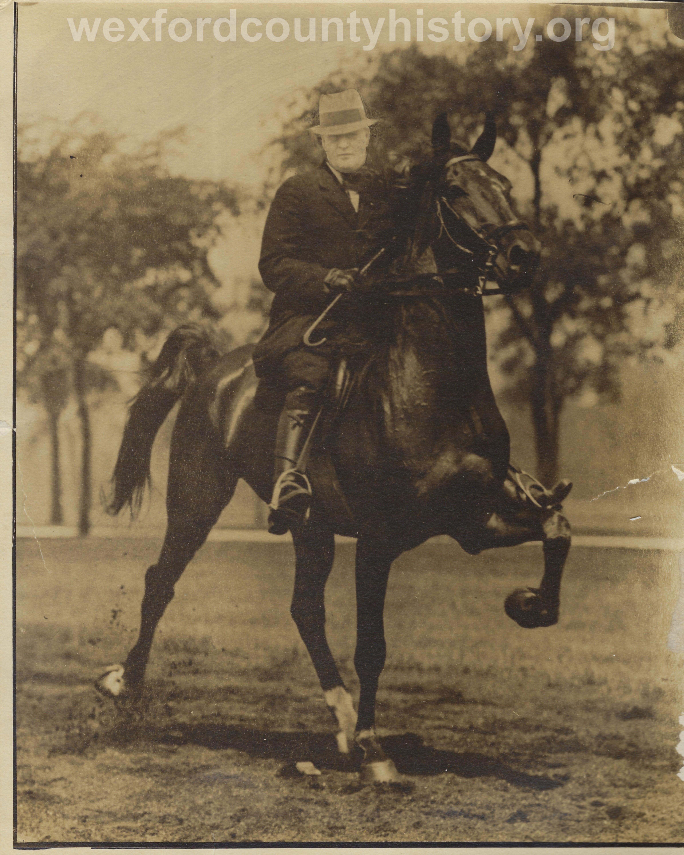 The Nameless Horseman