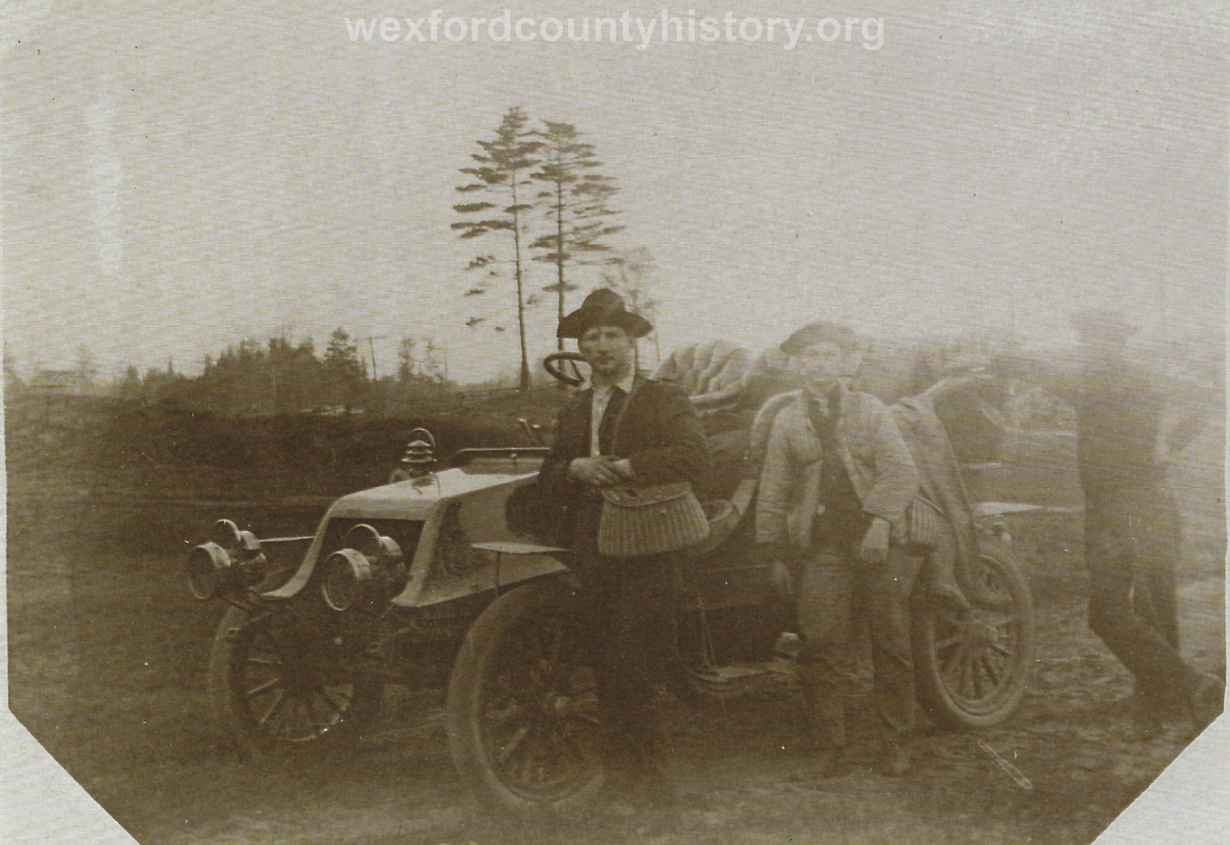 Men And Car