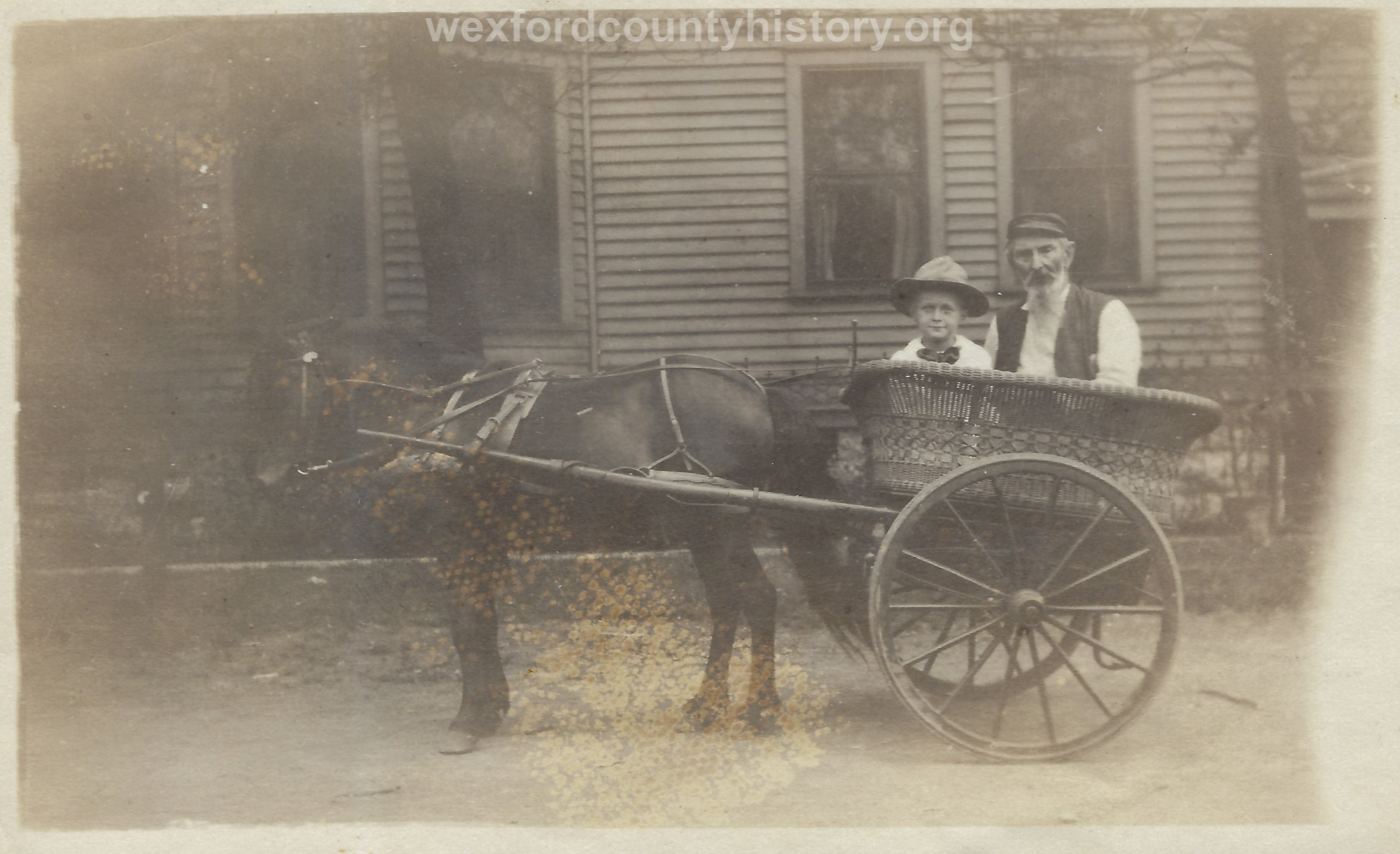 Two In A Carriage