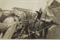 Cadillac-Misc-Airplane-Crash-At-The-Fairgrounds
