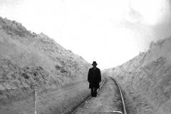 Railway Snow