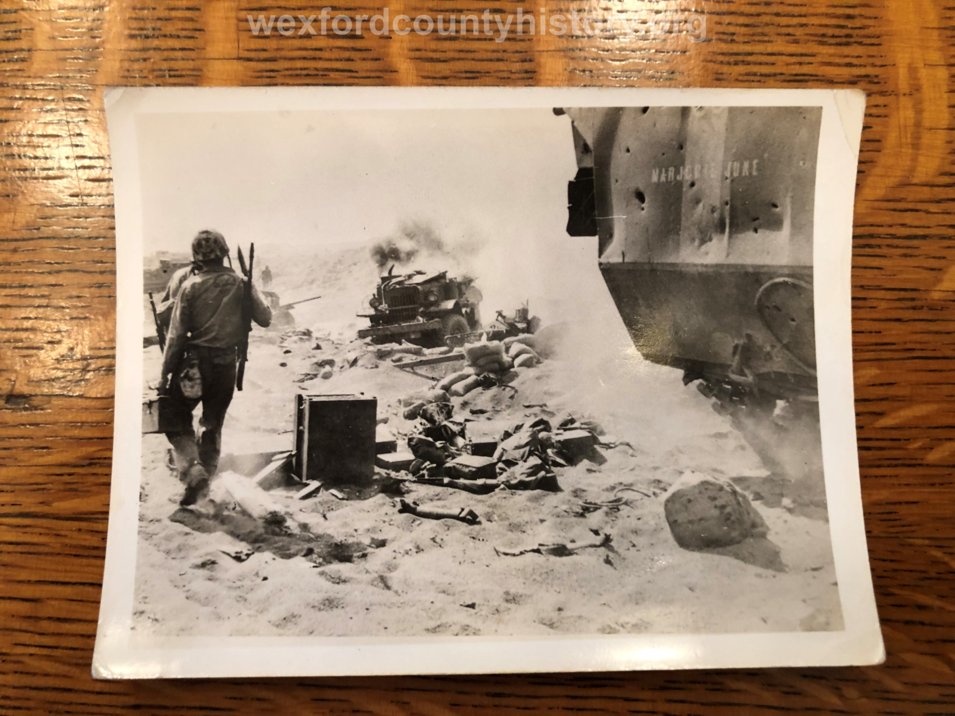 Paul Johnson's World War 2 Photographs