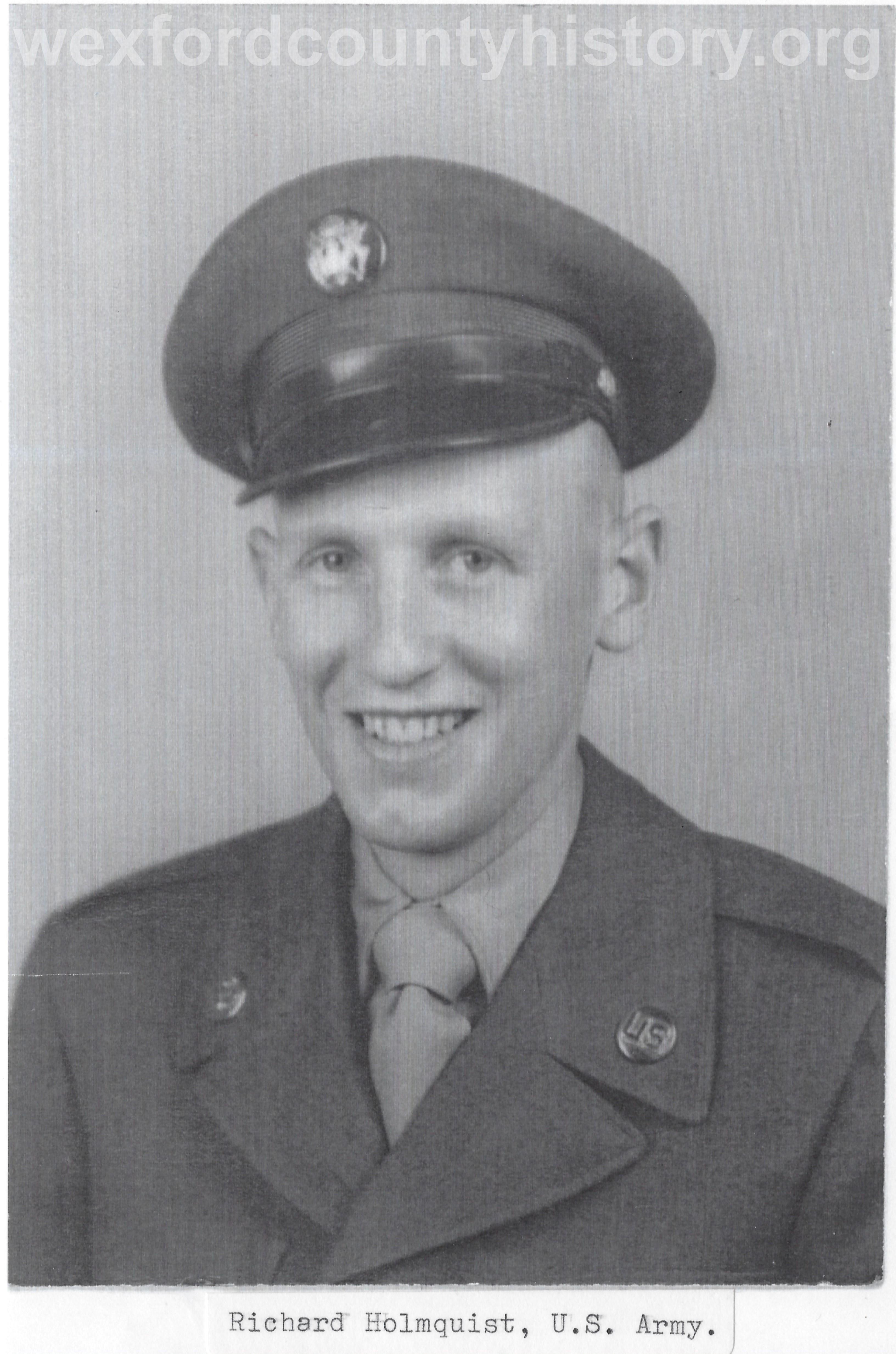Richard Holmquist