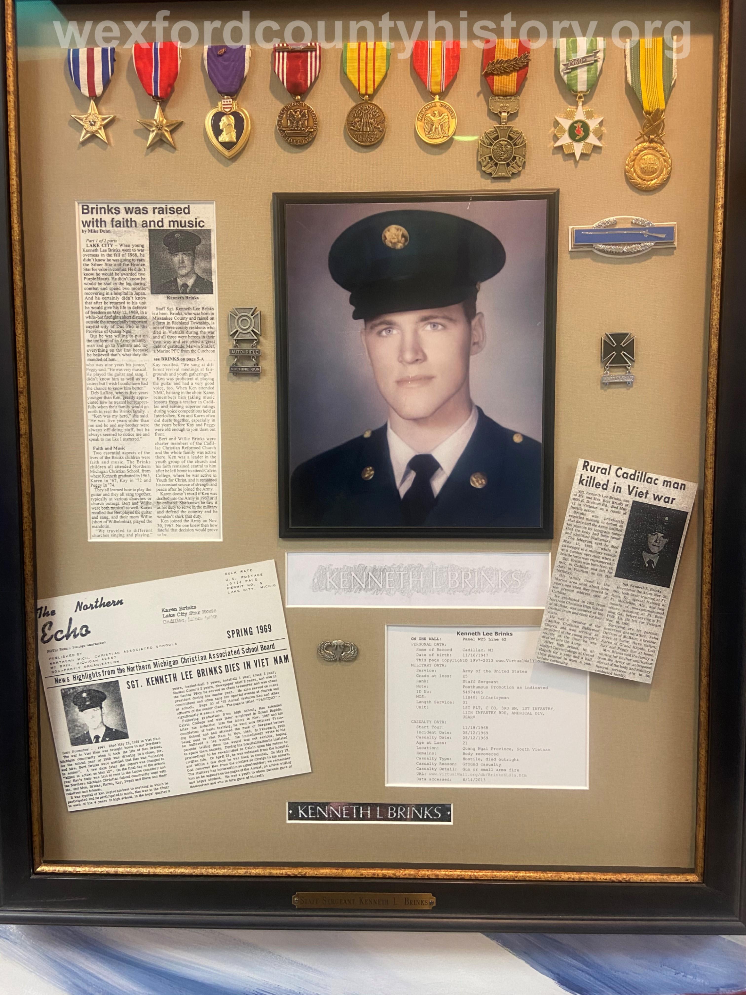 Court House Veterans - Kenneth Brinks