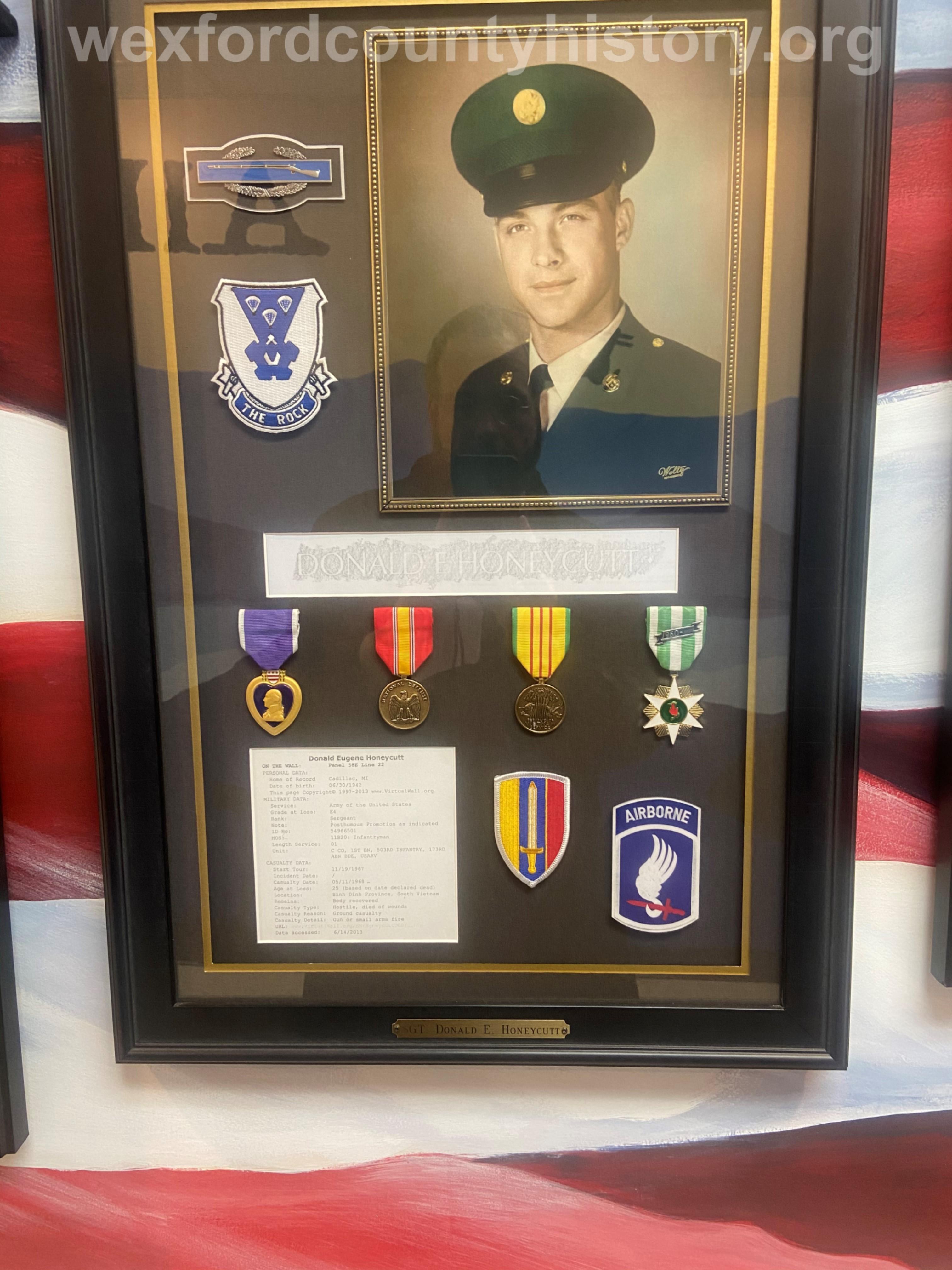 Court House Veterans - Donald Cutt