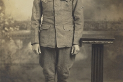 Unidentified World War I Soldier