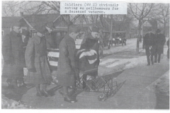 World War I Era Pall Bearers