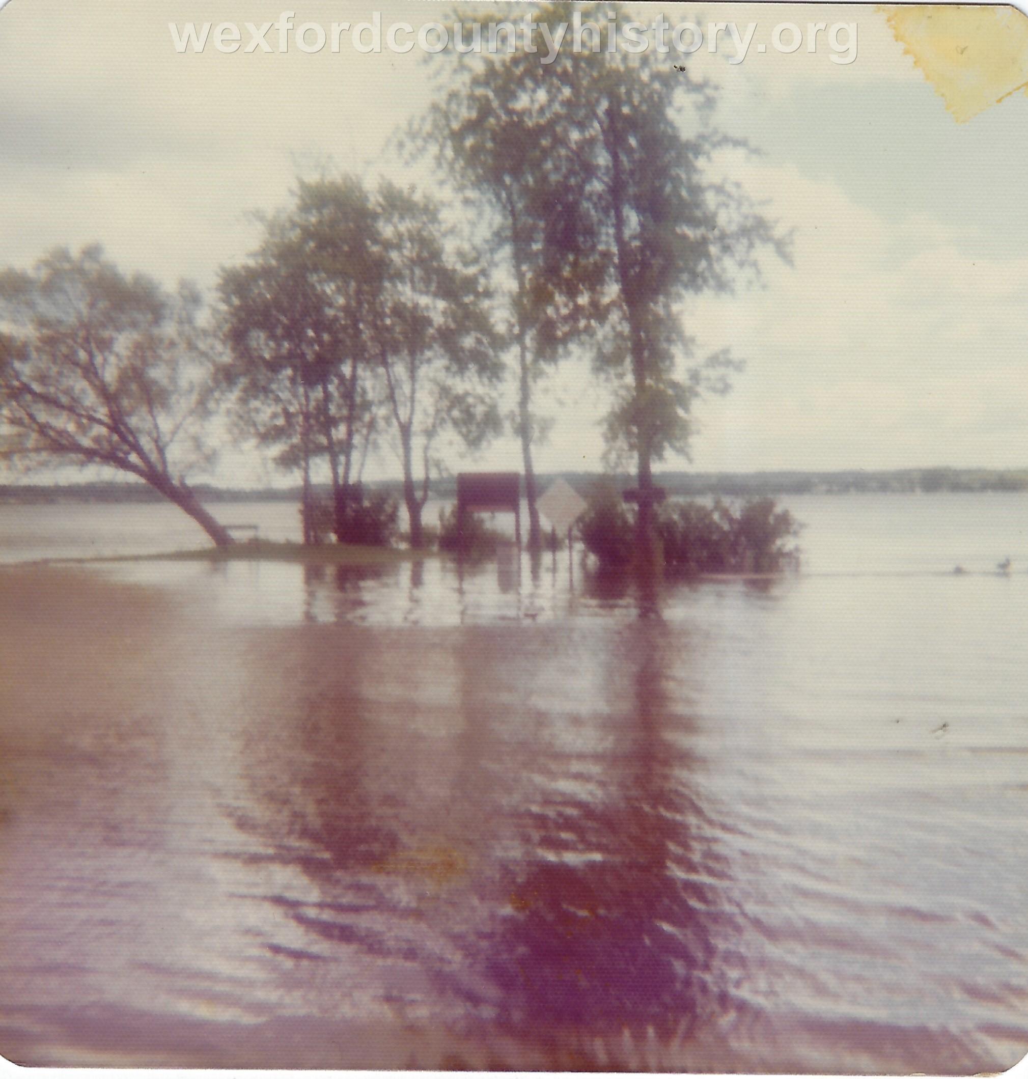 Flooding at Kenwood Park