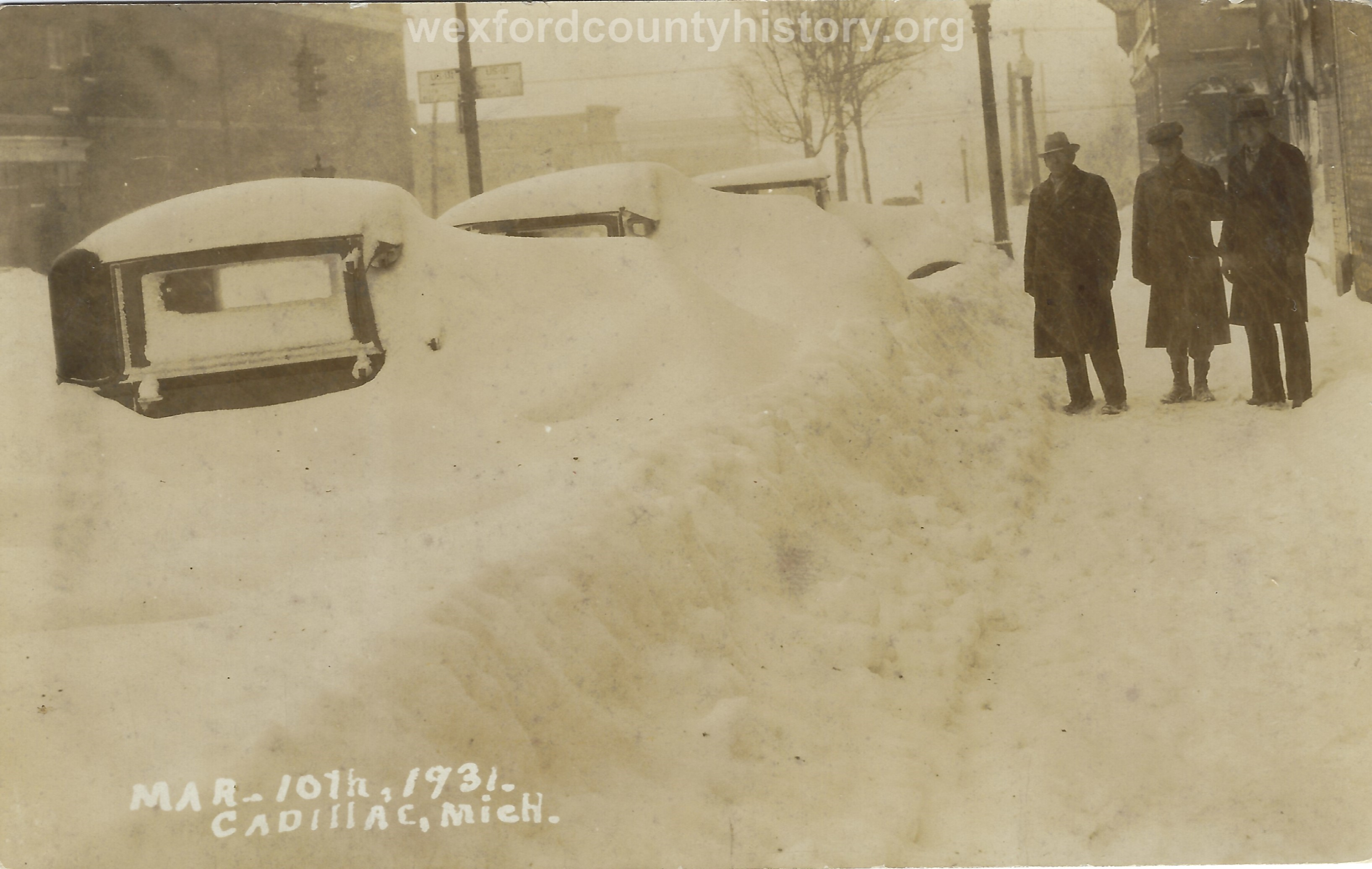 1931 Snow